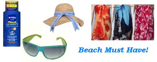 beach must have